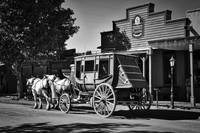 Tombstone Mail Coach