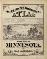 An illustrated historical atlas of the State of Mi