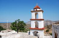 Agia Zoni bell tower, Tilos