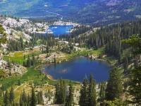 Two Mountain Lakes, Park City, Utah