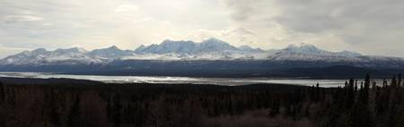 Small Part of the Alaska Range