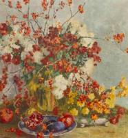 Cora Smalley Brooks(American, 1885-1930)Still Life