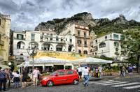 A Walk Through Amalfi