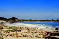 A Quiet Carmel Beach-1