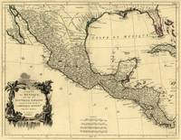Map of Mexico (1779)