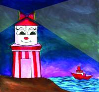 Happy Lighthouse