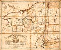 Map of New York (1808)
