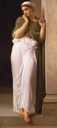 Frederic Leighton, Greek Lady