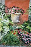 URN OF IMPATIENS - BEL-AIR HOTEL fa