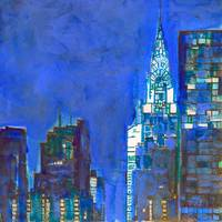 Blue Lexington New York City