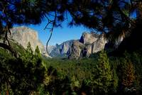 Yosemite - Tunnel View2-1
