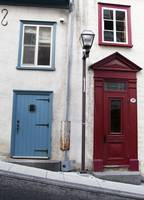 Old Quebec City Doors