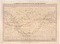 Celestial Planisphere or map of the heavens (1835)