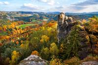 You Give Me the Wings. Saxon Switzerland