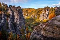 Rocks of Saxon Switzerland