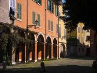 Small Piazza in Modena