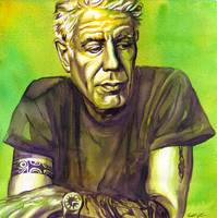 Green Anthony Bourdain