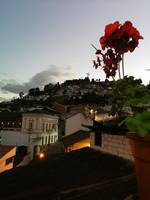 Evening in Quito