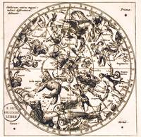 Unknown Celestial Map of the Northern Hemisphere,