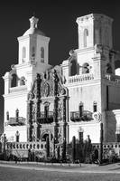 San Xavier del Bac Spanish Mission - Arizona