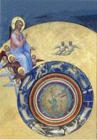 Giusto de' Menabuoi - Creation - Baptistery of the