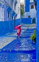 Home from school (3) - Chefchaouen