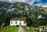 Kandergrund Church - Switzerland