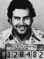 Pablo Escobar Mug Shot 1991 Vertical