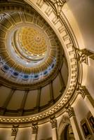 Colorado State Capitol Building Rotunda - Denver