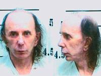 Phil Spector Mug Shot Horizontal Color 2009