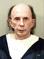Phil Spector Mug Shot Vertical Color 2009