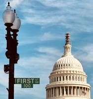 US Capitol V - First Street