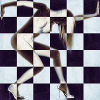 Survive Nude Woman Checkered 1