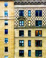 New York City Apartment Building