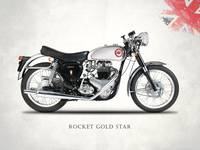 BSA Rocket Gold Star