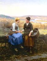 Le Premier Chagrin - The First Grief, Daniel Ridgw