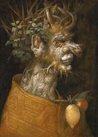 Manner of Giuseppe Arcimboldo ALLEGORY OF WINTER