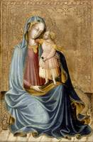Master of the Bargello Judgment of Paris - Madonna