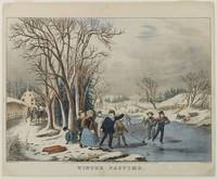 Nathaniel Currier (American, 1813-1888). Winter Pa