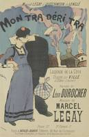 Sheet music Mon tra déri tra by Léon Durocher and