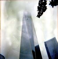 Freedom Tower Disappearing