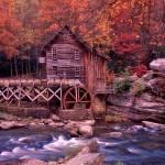 """""""Glade Spring Grist Mill WVA USA"""" by ShutterSpudz"""