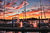 Dozier's Regatta Point Sunset