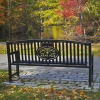 Elm Park Autumn Bench