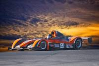 SCCA P2 Prototype Race Car