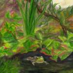 """Frog Medicine"" by FTMcKinstry"