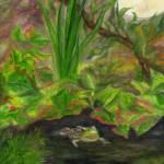 """Frog Medicine"" by FTMcKinstry"