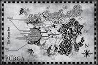 The Lands of Purga Map