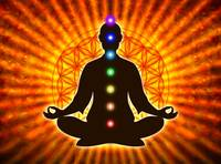 In Meditation With Chakras V
