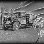 """shell gasoline"" by elysiumdigital"